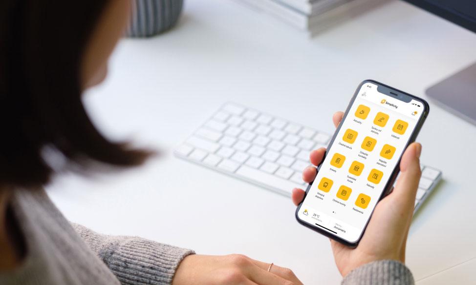 SOM (Správy o meste) - mobilná aplikácia pre občanov